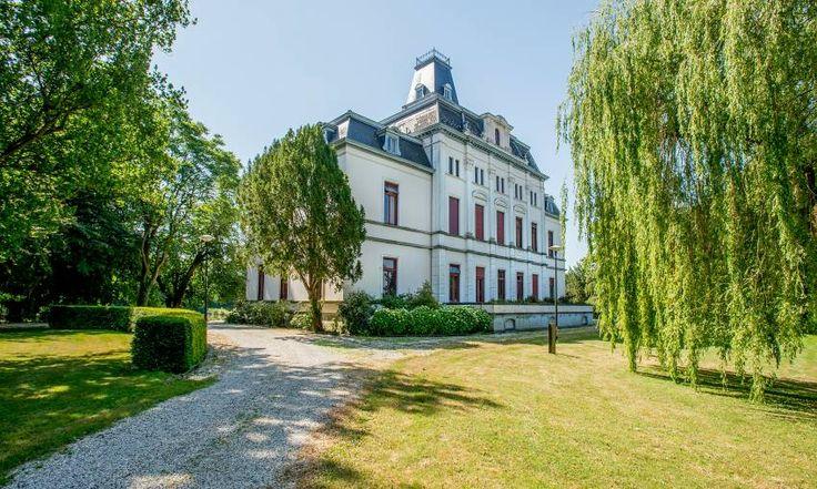 GROZA Vooraankondiging verkoop landgoed La Petite Suisse te Maastricht http://www.groza.nl www.groza.nl, GROZA