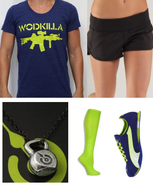 crossfit outfit.