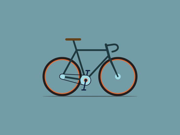 #Bicycle #illustration by Kaushik V. Panchal