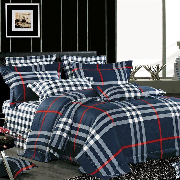 North Home Bedding BERKLEY0DC Berkley 4-Piece Duvet Cover Set   Lowe's Canada