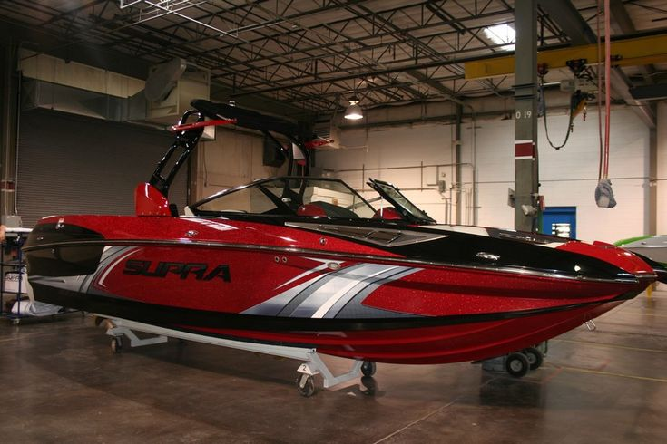 Supra Boats offering best Wakeboard boats For Sale in Australia. Supra is always looking to better their performance behind the boat.