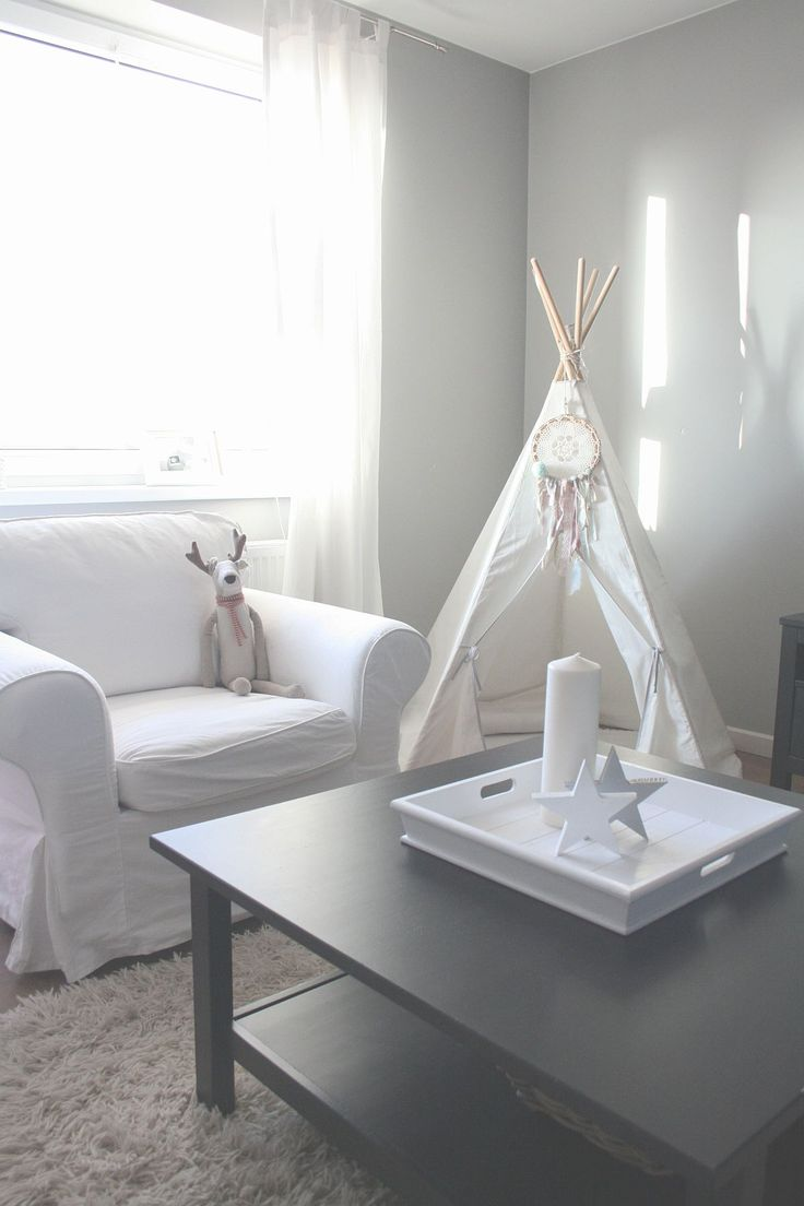My living room/ Ektorp / Teepee