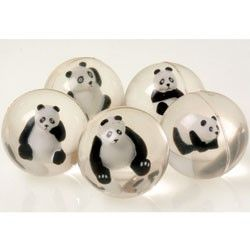 Party Favors, Birthday Supplies, Panda Balls