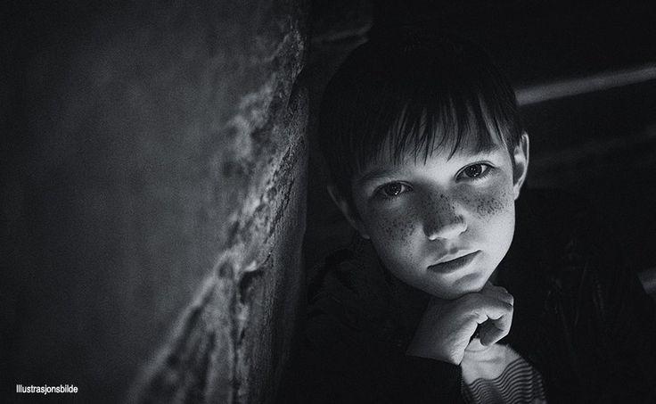 Gutt 11 år: «Pappa, hent kniven…»