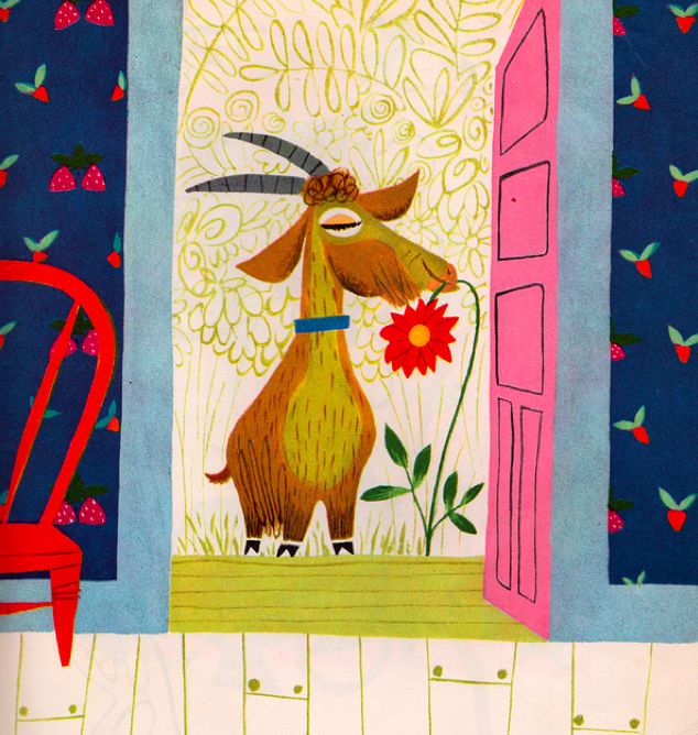 I Can Fly - written by Ruth Krauss, illustrated by Mary Blair (1950 / 1958).