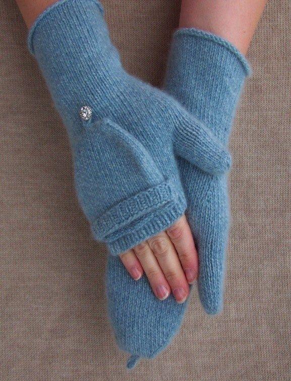 201 Best Knitting Fingerless Gloves Easy For Beginners Images On