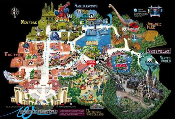 Universal Studios Japan | Le Japon d'Émilie