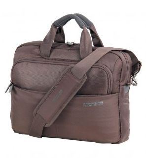 American Tourister Briefcase @ http://www.bagzone.com/business-bag/laptop-briefcase.html