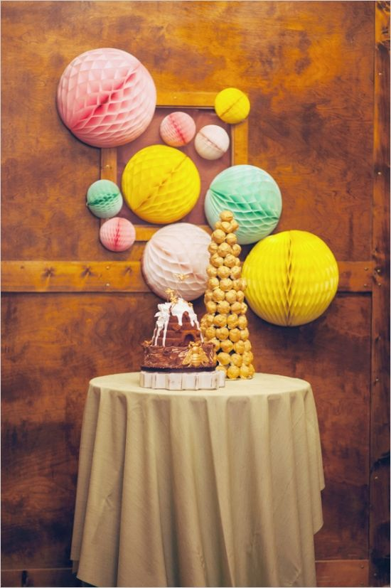 Cheap (Cute) Wedding Decoration Ideas A Practical Wedding: We're Your Wedding Planner. Wedding Ideas for Brides, Bridesmaids, Grooms, and More
