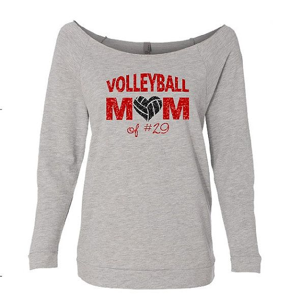 Volleyball Mom Shirt. Volleyball Mom. by TNTCustomApparel on Etsy