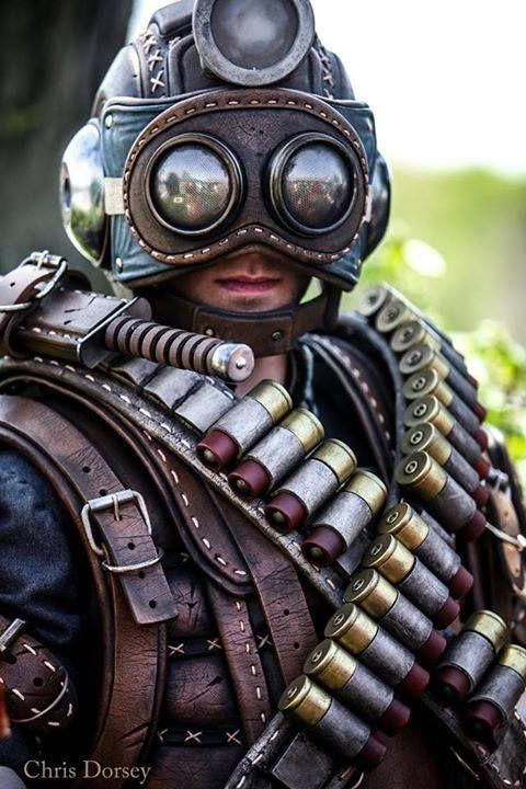 Bioshock Infinite Founder Soldier Suit - Created by Propcustomz