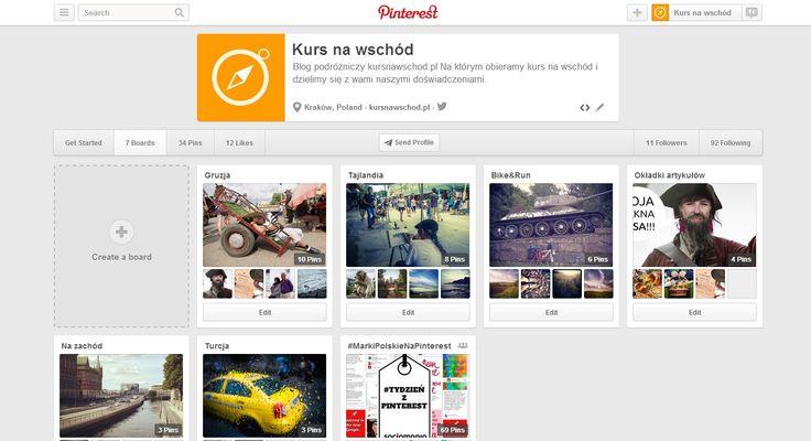 Kurs Na Wschód - http://www.pinterest.com/kursnawschod/
