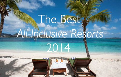 Best All-Inclusive Caribbean Resorts 2014