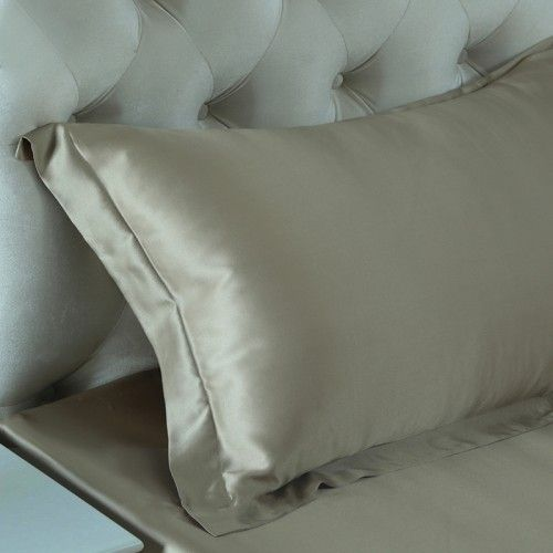 Best Silk Pillowcase For Skin Amusing 9 Best Taupe Silk Bedding Set Images On Pinterest  Silk Bedding Design Decoration