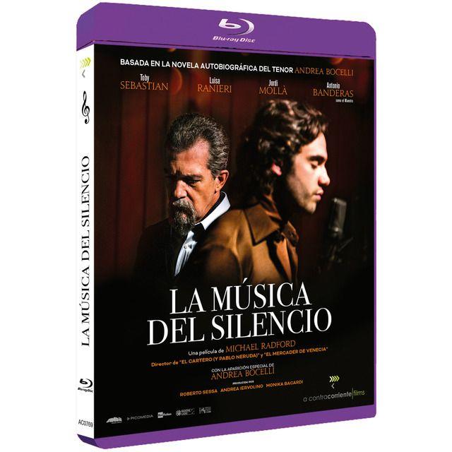 La Musica Del Silencio Blu Ray La Musica Del Silencio Musica Talentos Musicales