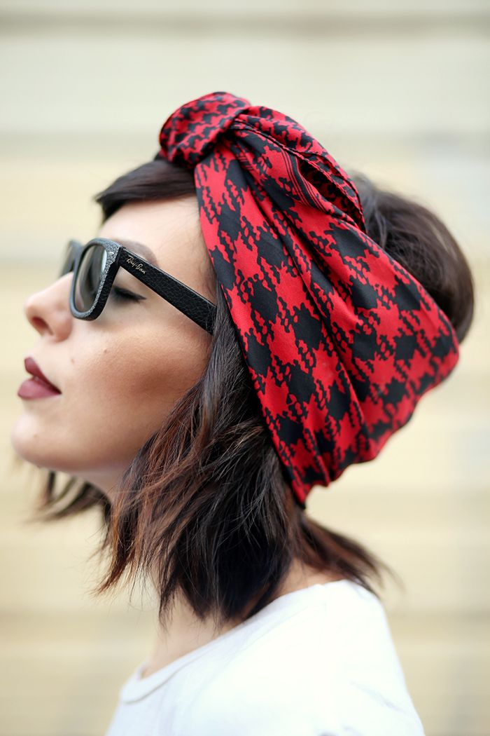 About A Girl (keiko lynn) Bandana Hairstyles, Ponytail Hairstyles, Girl Hairstyles, Amazing Hairstyles, Everyday Hairstyles, Straight Hairstyles, Head Scarf Styles, Look Vintage, Hair Inspiration