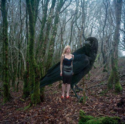 'Bird', 2013 © Lasma Poisa.