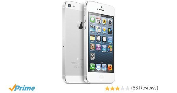 #Apple #iPhone5 - 32GB Unlocked - White (Certified Refurbished) http://amzn.to/1SAojg6 new stock available on #Amazon #Store #iphonecoversonline