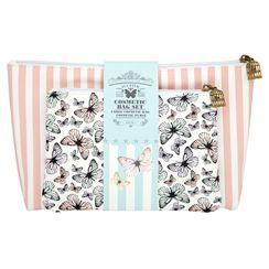 Flutter Cosmetic Bag Set