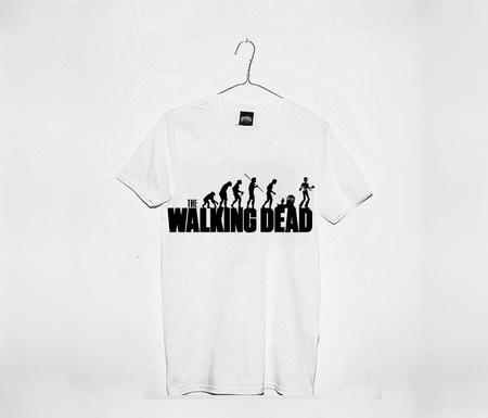CAMISETAS- THE WALKING DEAD - - TSHIRT SWICHIT STORE -