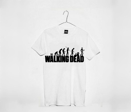 CAMISETAS- THE WALKING DEAD - - TSHIRT SWICHIT STORE -