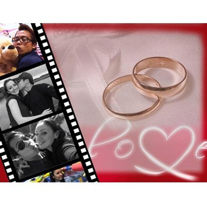 Comment annoncer son mariage à ses parents de façon originale ? Voici un puzzle personnalisable avec vos photos ... et 2 alliances pour le message à faire passer. Tous nos produits sur way2say.fr