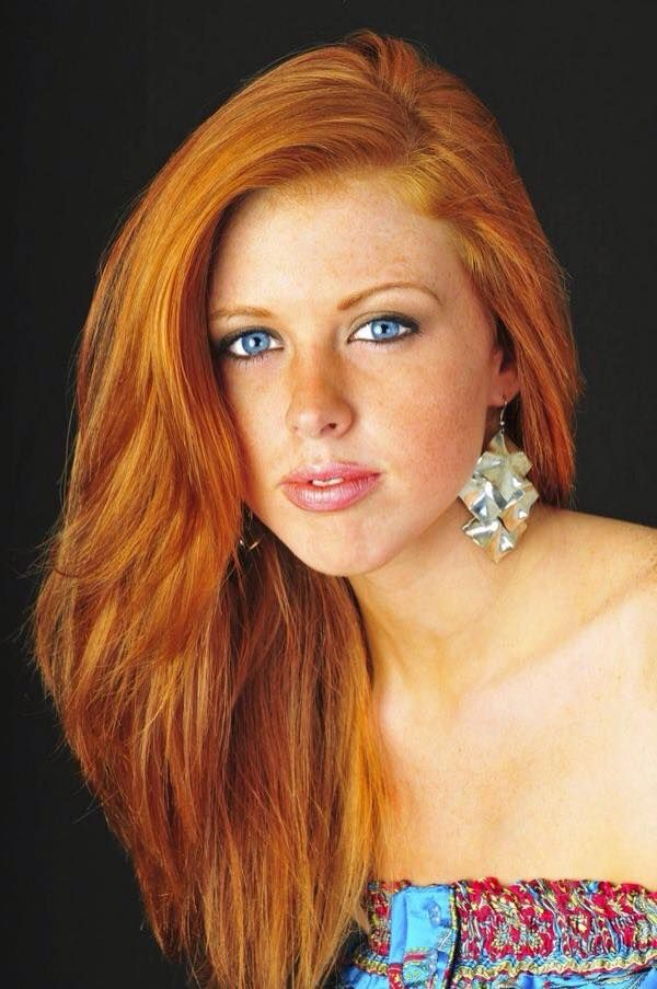 Nadya (photo by Nessa)   Beautiful freckles, Redheads