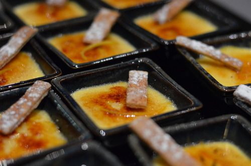 Creme Catalana from Mordeo Bistro and Bar