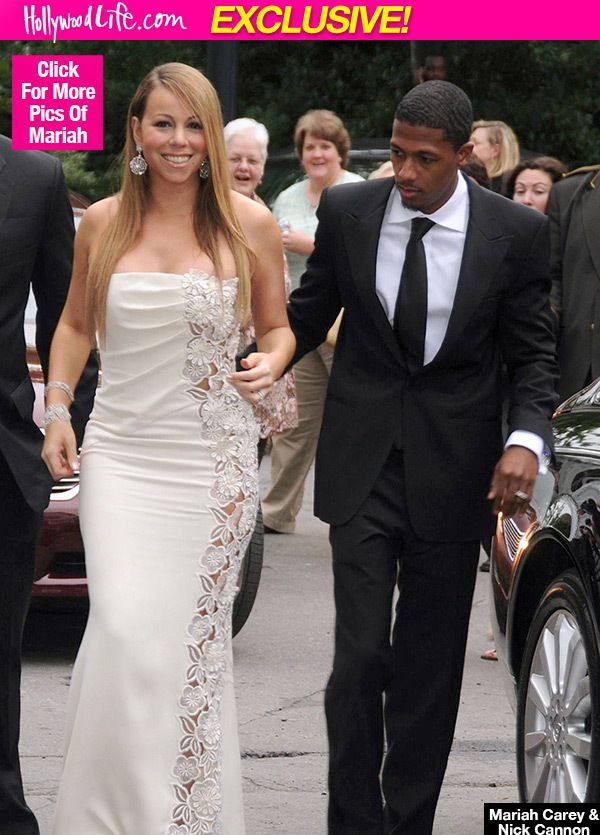Nick Cannon 'Wishes He Could Protect' Mariah From Haters After PhotoshopFail