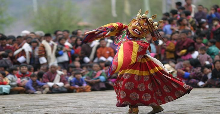Pema Gatshel Tshechu | Tourism Council of Bhutan (Official Website)