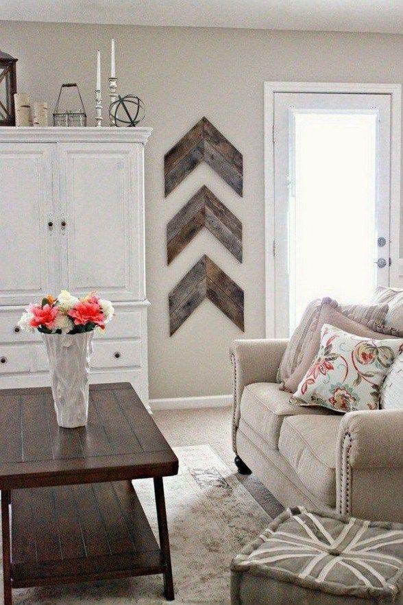 122 Cheap, Easy And Simple DIY Rustic Home Decor Ideas (47) #EasyHomeDécor