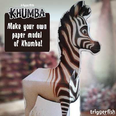 23 Best Images About Khumba Kidz Activities On Pinterest