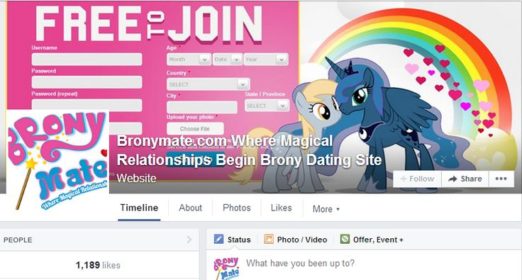 Mlp dating website