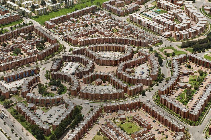 BOGOTÁ | Espacio Público - Ciudadela Colsubsidio -SkyscraperCity