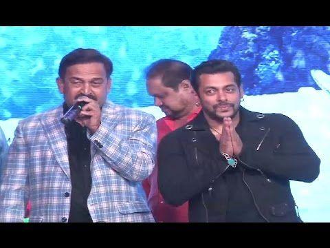 Salman Khan at the music launch of Marathi movie RUBIK'S CUBE.
