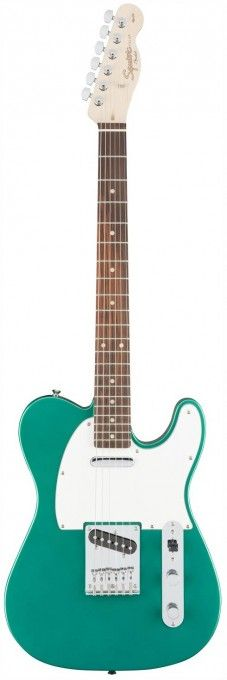Squier Affinity Telecaster - Race Green | GigGear