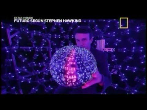 El Futuro según Stephen Hawking.  Excelente documental. Os invitamos a verlo.  Asociación Ahire - Paco Ramos