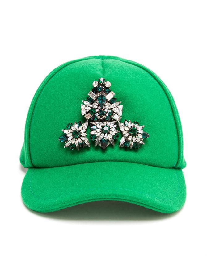 baseball caps for big heads wholesale australia hats uk newest handmade green white crystal stone flower cap women