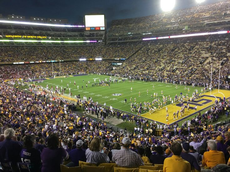 Lsu vs Bama Baton Rouge Nov. 5, 2016