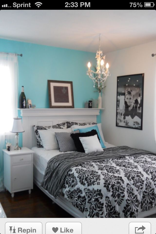 Tiffany blue room home sweet home pinterest for Tiffany d dining room