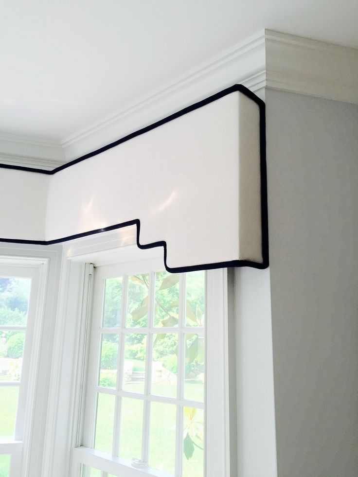 Best 25 Window Cornice Diy Ideas On Pinterest Window
