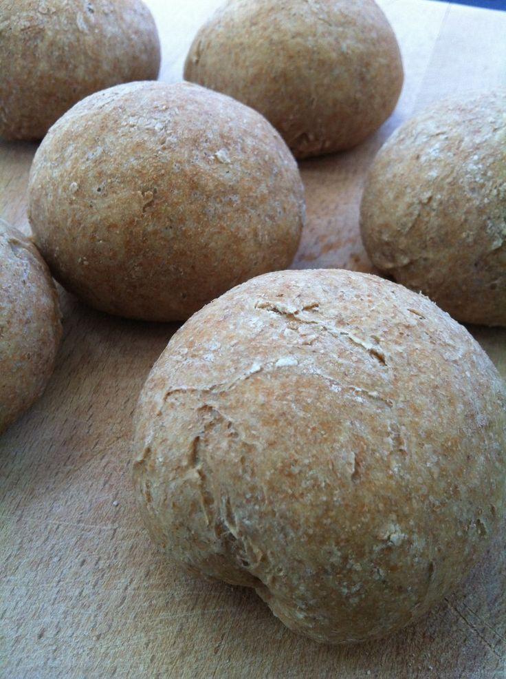 Zelf brood bakken (dag 13)