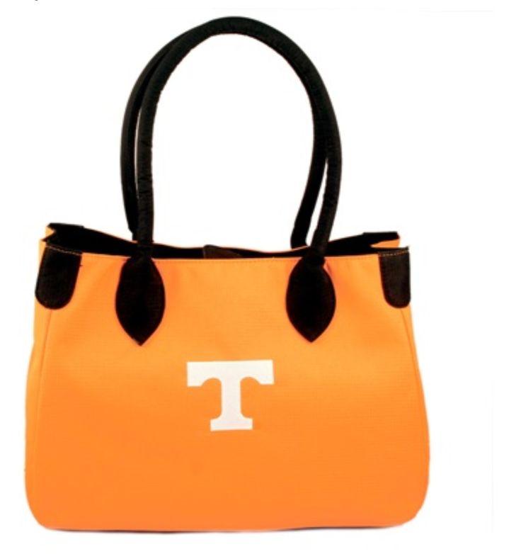 University Of Tennessee Purse Ariel Volunteers Handbag Ncaa