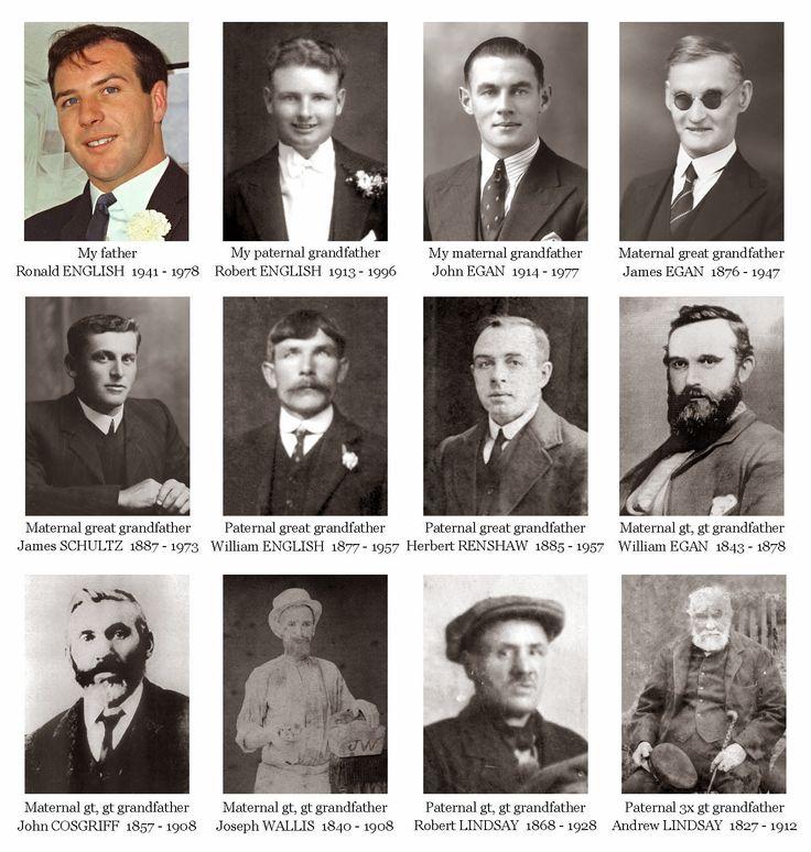 Maria's Family Archives #genealogy #familyhistory
