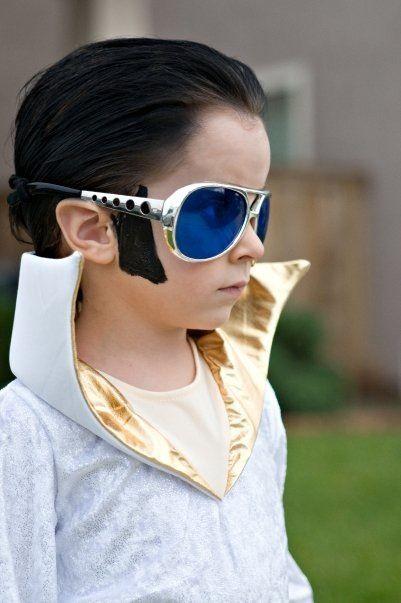 Calvin Halloween costume idea - Elvis