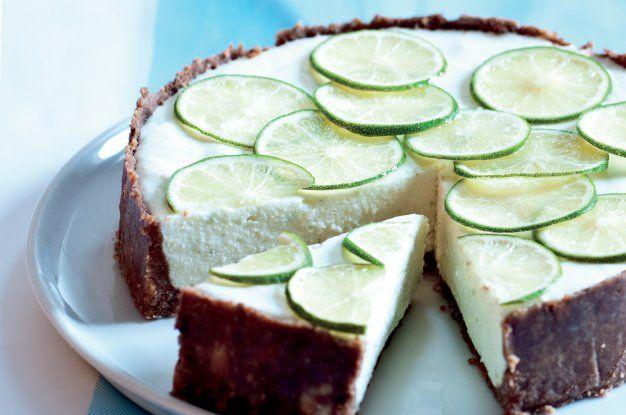 Limetový koláč