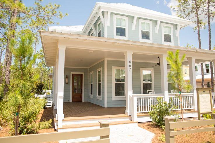 David Weekly Homes || watercolor home