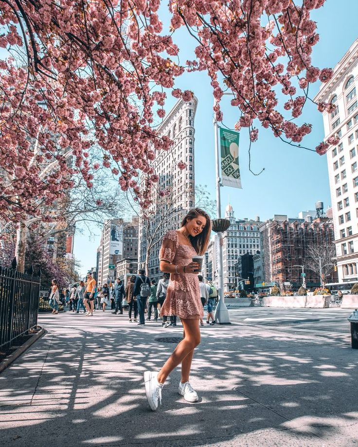Spring Outfit Ideas In New York City: What To Wear…