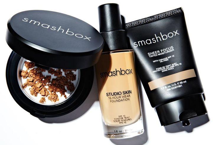 Échantillon gratuit de la base de maquillage Smashbox