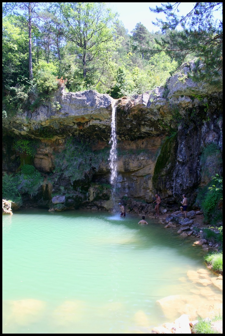 Las siete cascadas (7 Gorgs) Campdevanol / Ripoll   Catalonia